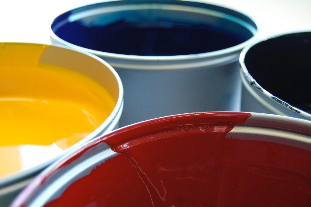 paint colour choice