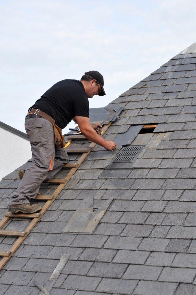 Roof penetration