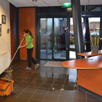 schoonmaak-kantoor