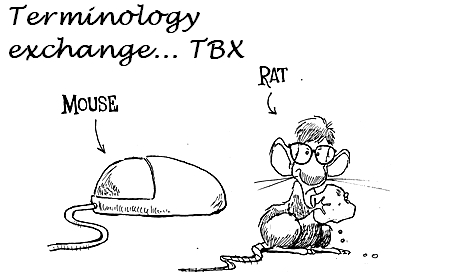 Terminology Exchange... TBX