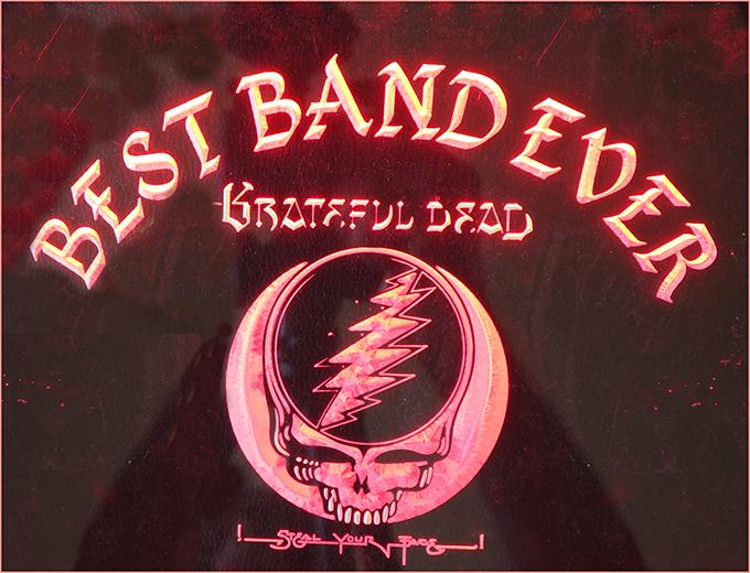 Grateful Dead Collector's  Shop NL