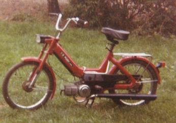 lidt om mine puch'er Men har før i livet haft ejet. et værksted for Puch Maxi 'er og cykler.