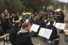 Konzert am Alpabzug in Landl