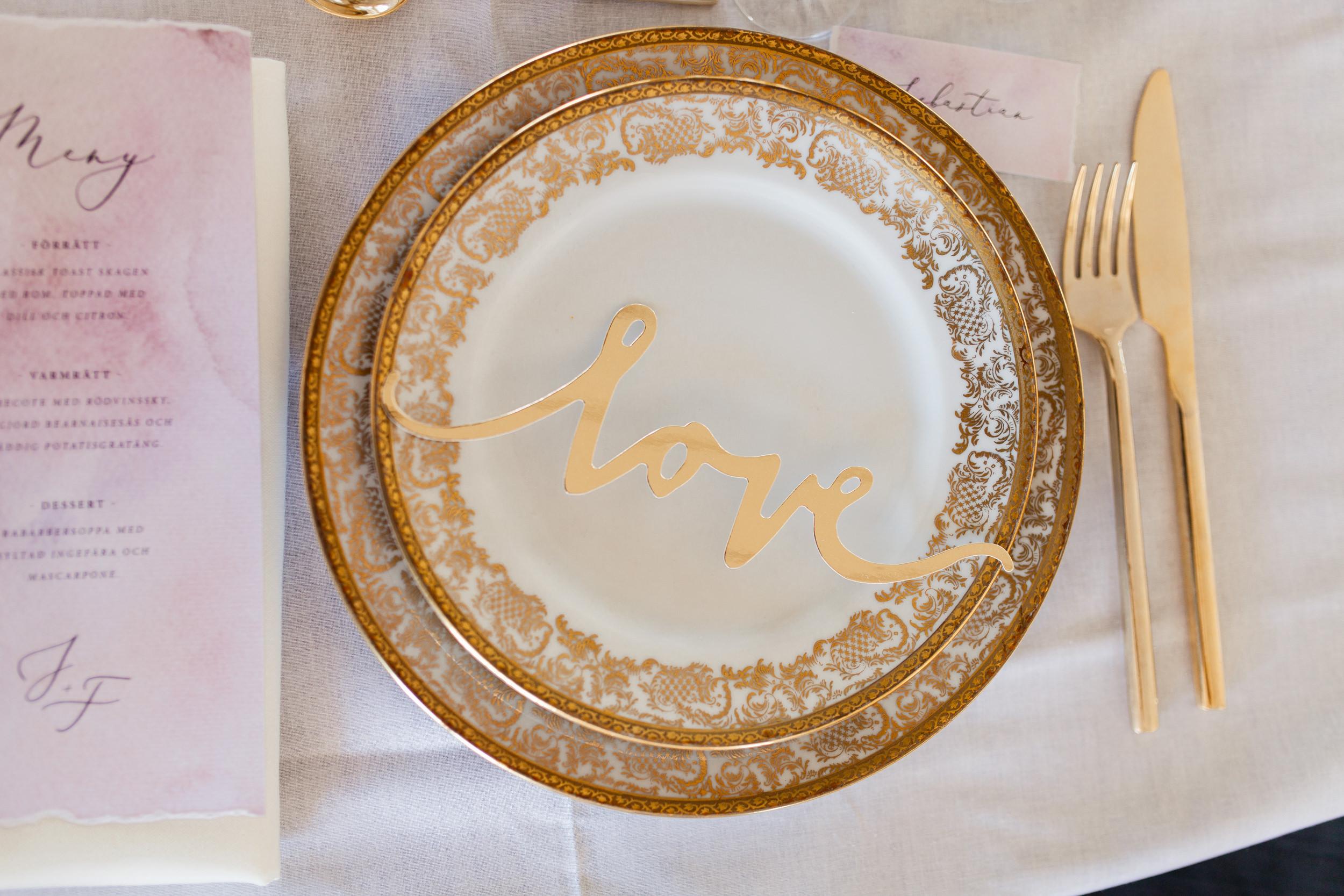 Publicerad i Bröllopsguiden med bröllopskoordinator Wedding by Moalee