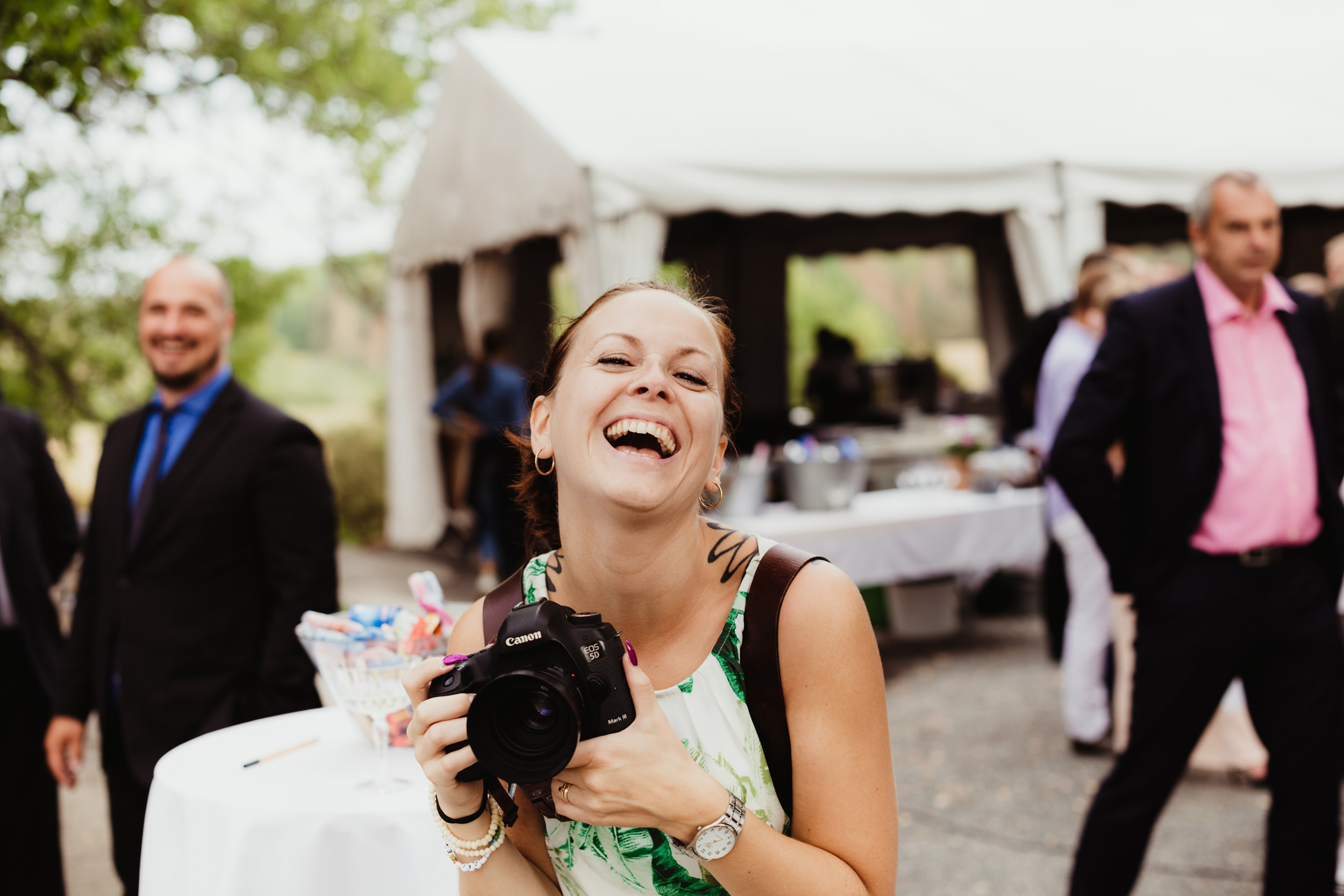Bröllopsfotograf i Blekinge