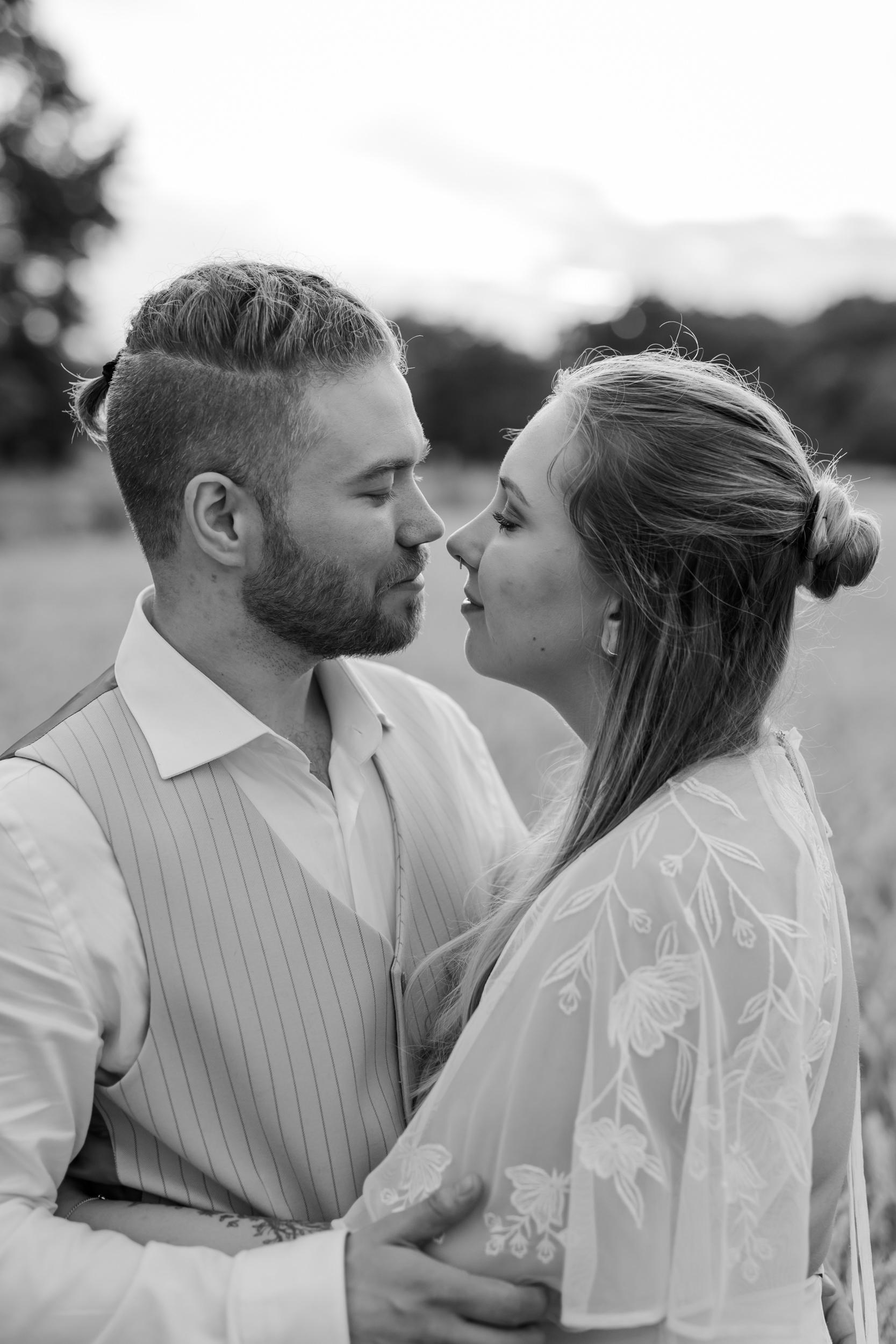 Bröllopsfotografering i Blekinge