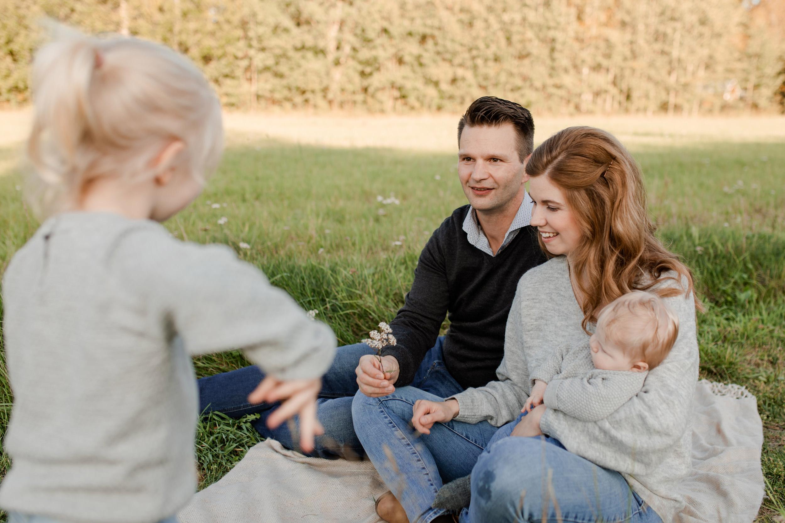 Familjefotografering i Småland