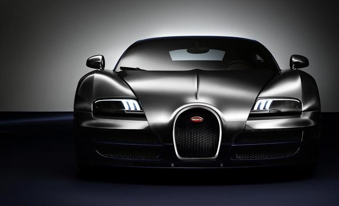 Dyt, hvis du kører Bugatti. Tre eksemplarer er, hvad det bliver til.