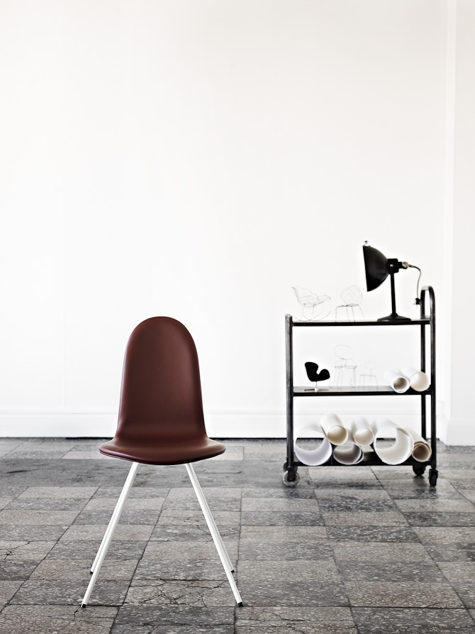 Simpelt og elegant design.