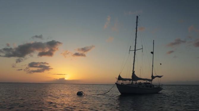 Sidst var det en yacht til uhyggelig mange penge. I dag er det bare hyggeligt og på sin vis charmerende frigjort