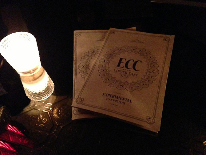 London Experimental Cocktail Club