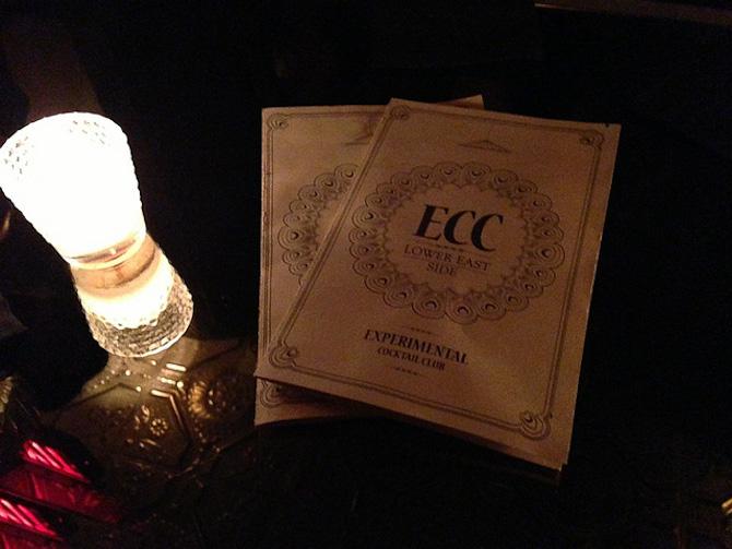 London Experimental Cocktail Club
