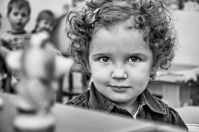 Anna, 3 år. Foto: Keen Heick-Abildhauge