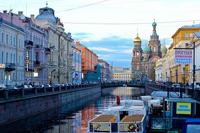 Miljø a la Alesyas hjemland. Foto: Alesya Gulevich