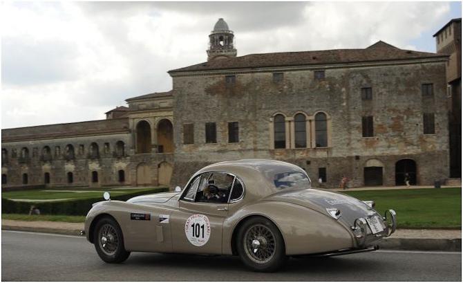 Der var den: Alfa Romeo 1900 C Super Sprint