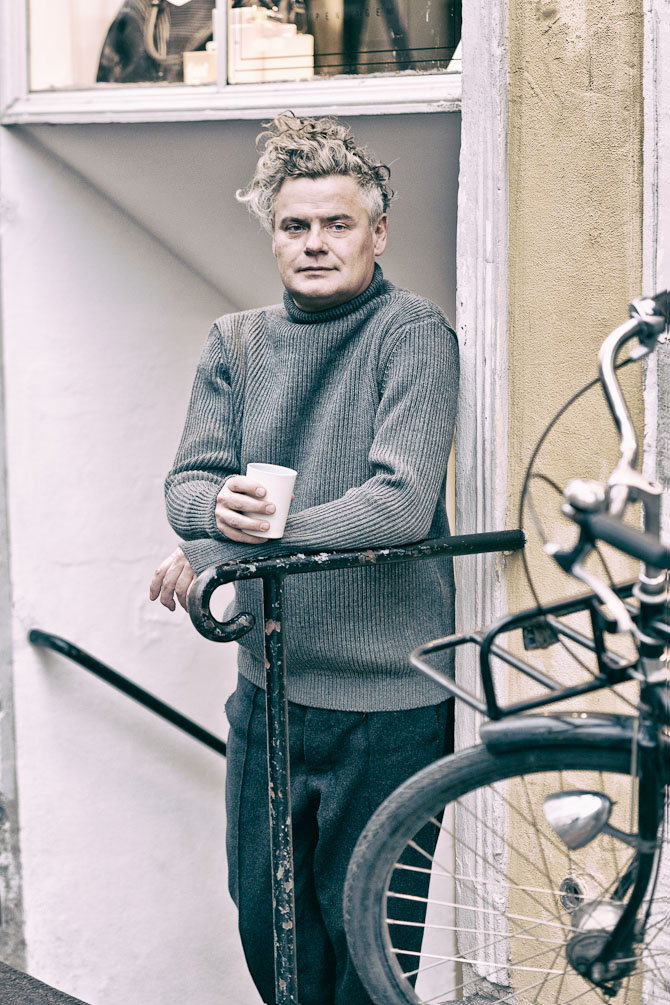 Andersen&Andersen Sailor sweaters, 2014,Copenhagen;Denmark