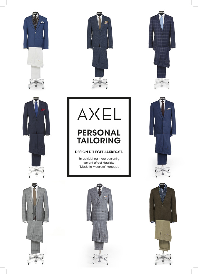 Axel personal tailoring 1-2