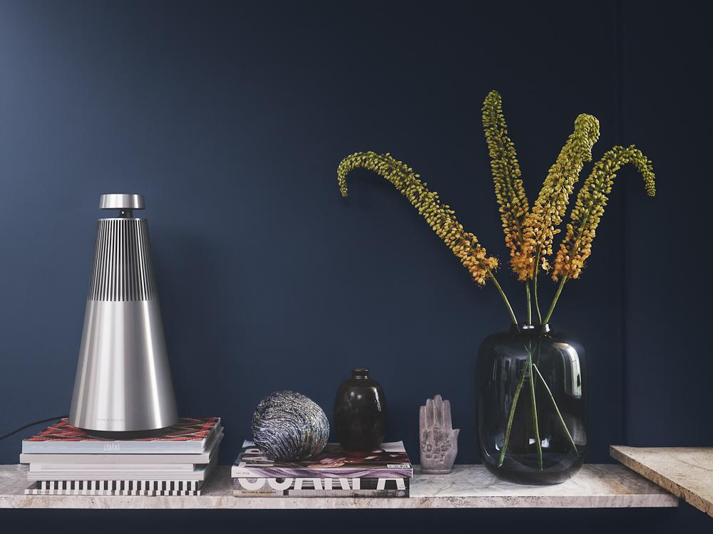 Sikke da en nydelig vase... Og højtaler!