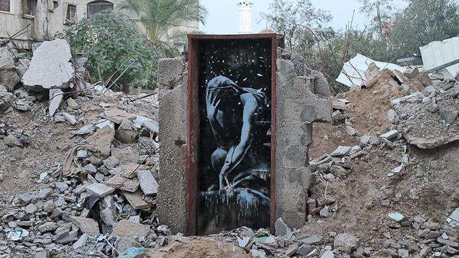 Og så handler det i øvrigt ofte om street art...