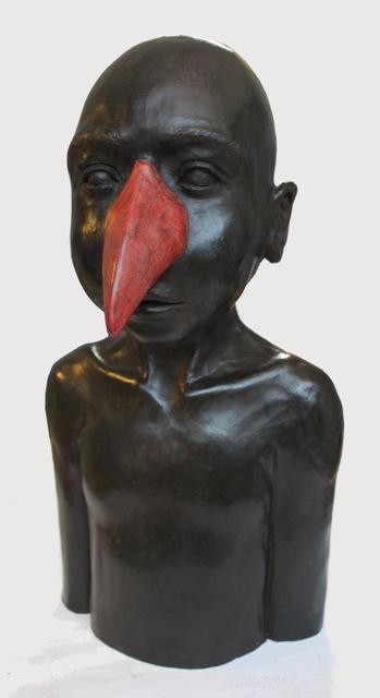 BeakBoy - en dreng med et rød næb...