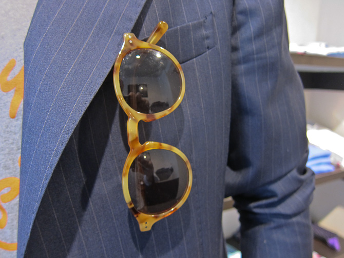Herlig solbrille fra Folk & Fram