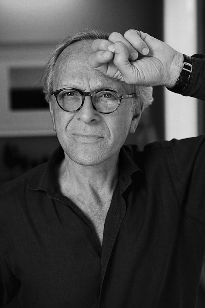 Franske Christian Liaigre tilhører 90'erne kreative minimalister.