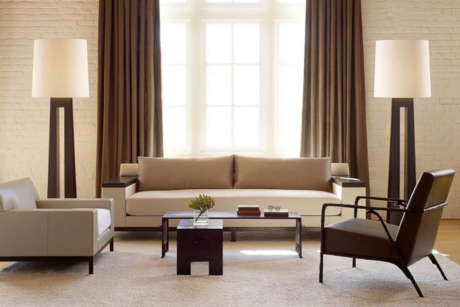 Christian Liaigre har blandt andet stået for indretningen i Karl Lagerfelds, Valentinos og Calvin Kleins private hjem.
