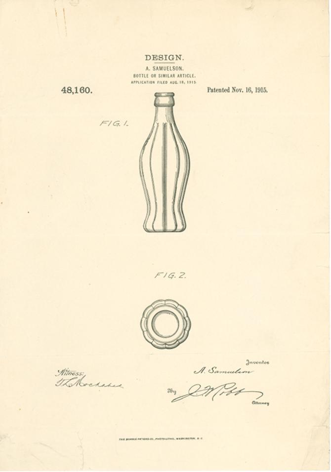 Patent tegning