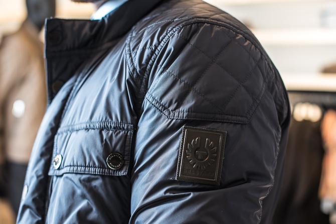 Belstaff kan noget med jakker. Jeg sværger.