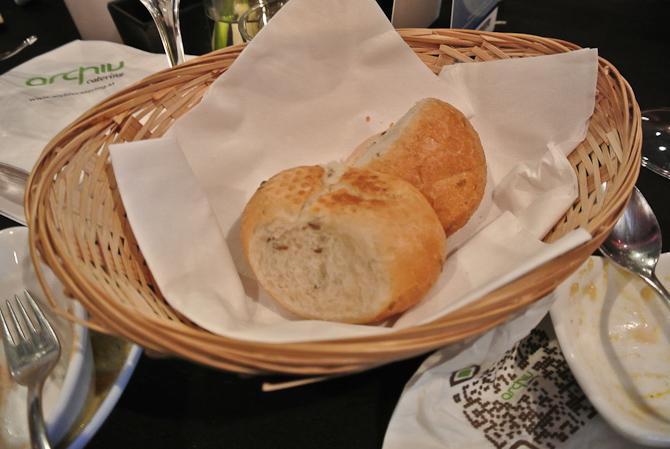 Brød med kommen