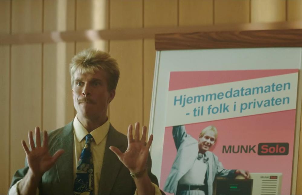 Kim Schumacher inspiration. Noter dig også lige reklamen...