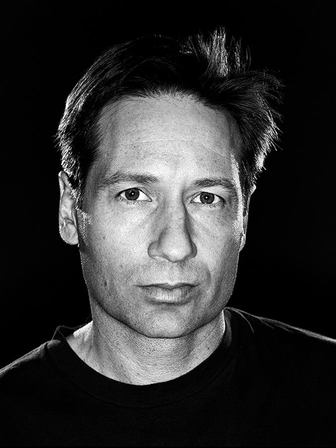 David Duchovny New York anno 2005