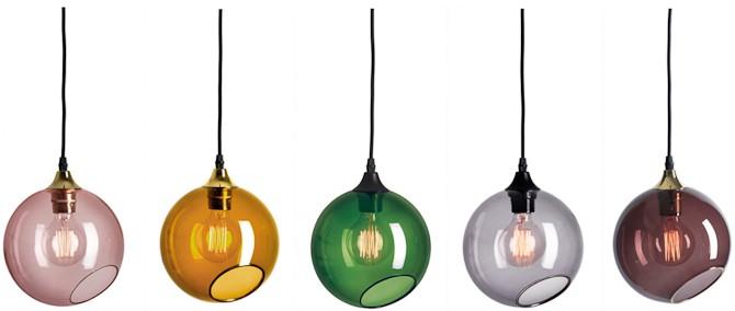 Det er en af disse lamper, du kan vinde. Du bestemmer nemlig selv farven, hvis du bliver den heldige kartoffel