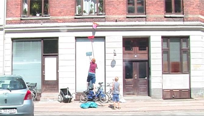 Gadedokumentarisme - et foto fra den film, jeg blev så betaget af...