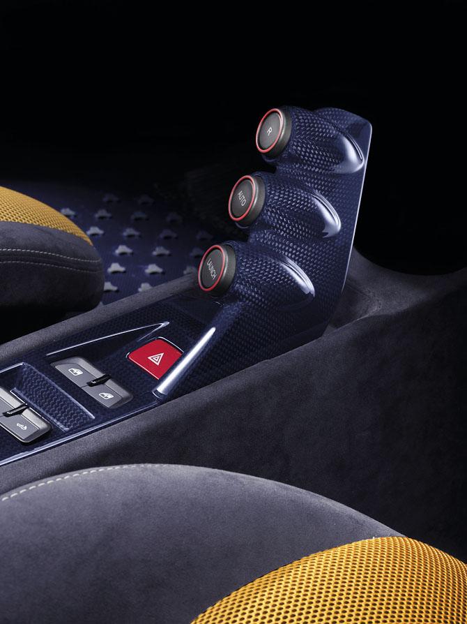 Tryk på knapperne, hvis du har mønt - vognen kommer til at koster over to millioner kroner. Uden afgift.