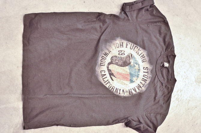 T-shirt fra Ruder Riders
