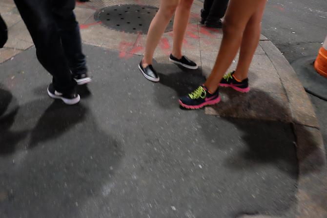 Nogen havde fået nye sko