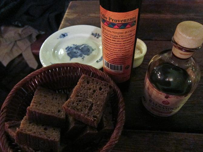Brød & Olie