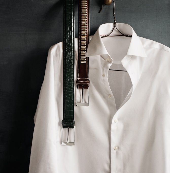 Forvent høj kvalitet til at holde buksen oppe