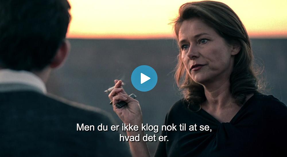 Sidse - med tobak