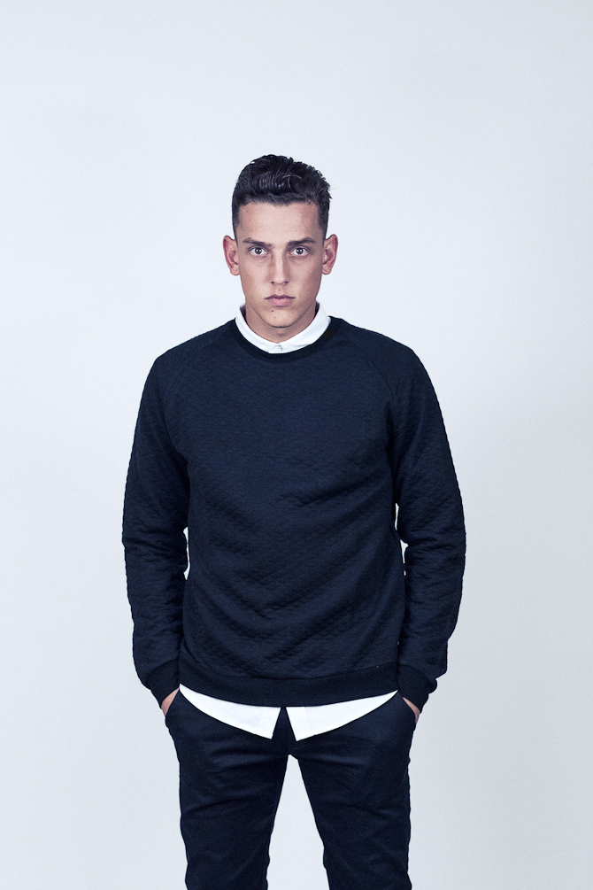 Hjalmar sweater