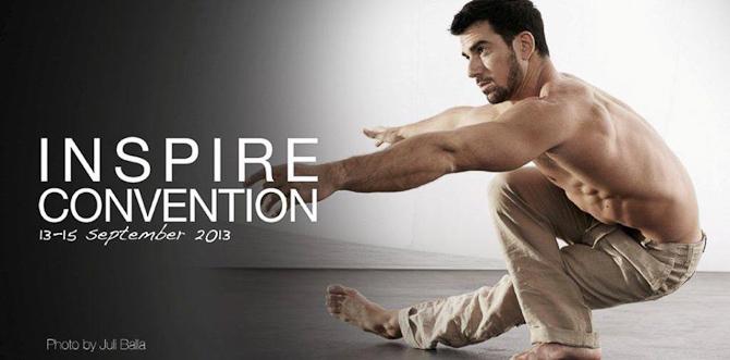 Get fit or die trying - kom med til Inspire Convention i det tidlige efterår