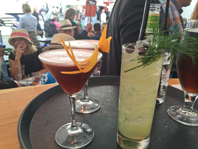 De to drinks