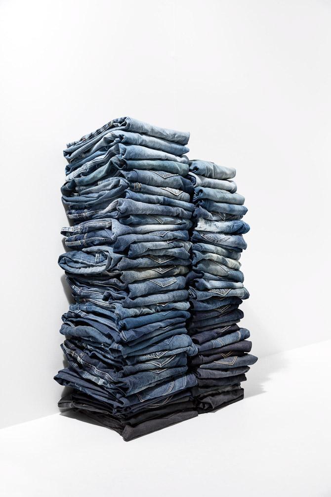En stak cowboybukser - med indbygget CSR profil