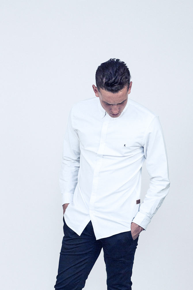 Karl - oxford skjorten