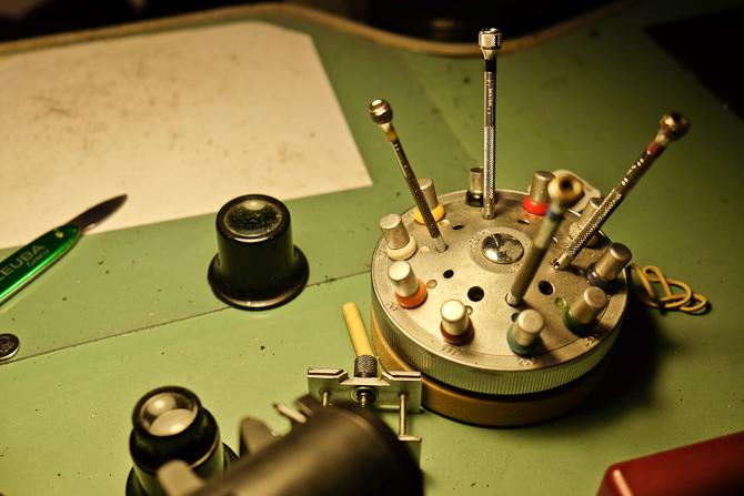 Remedier til ure - og ikke til radioer