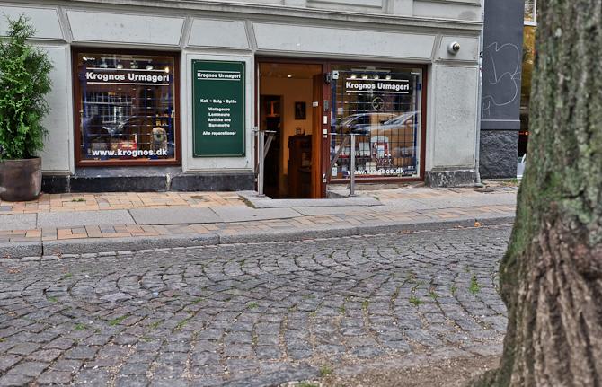 Den hyggelige forretning på Frederiksberg Allé