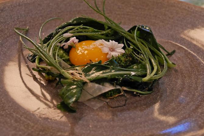 Kål og æg