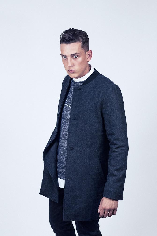 Leif hedder denne herlige jakke