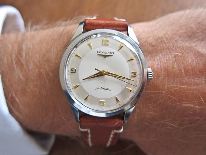 Forvent garanti på uret, hvis du slår til...